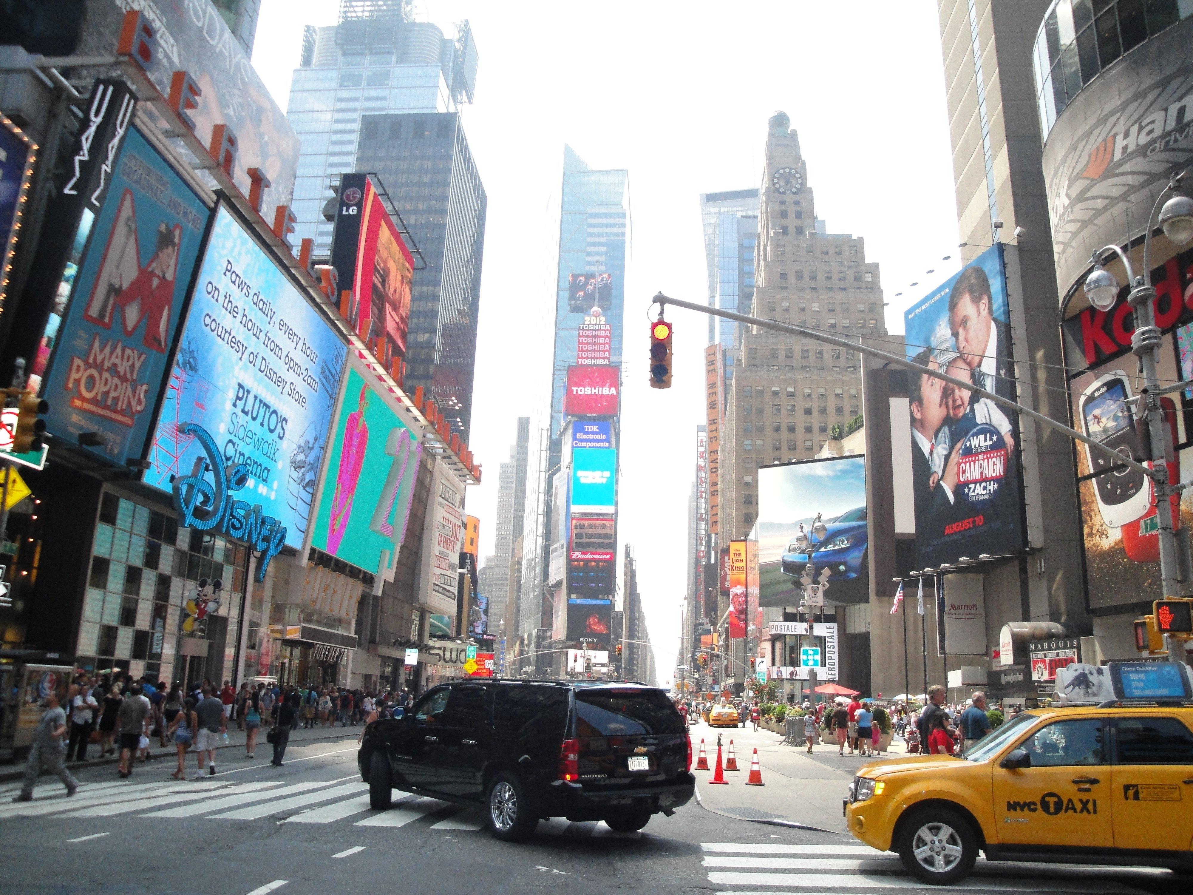 New York-August 2013